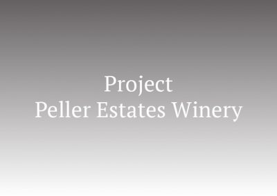 Project Peller Estates Winery