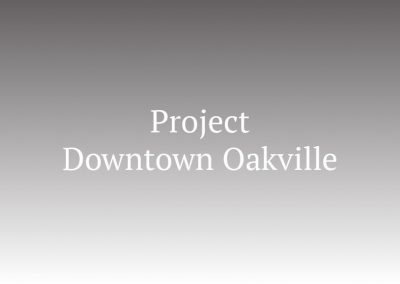Project Downtown Oakville 2