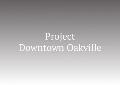 Project Downtown Oakville 2